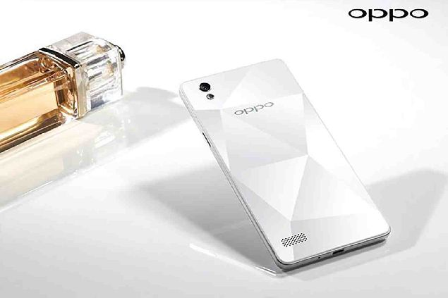 Oppo Mirror 5s is announced