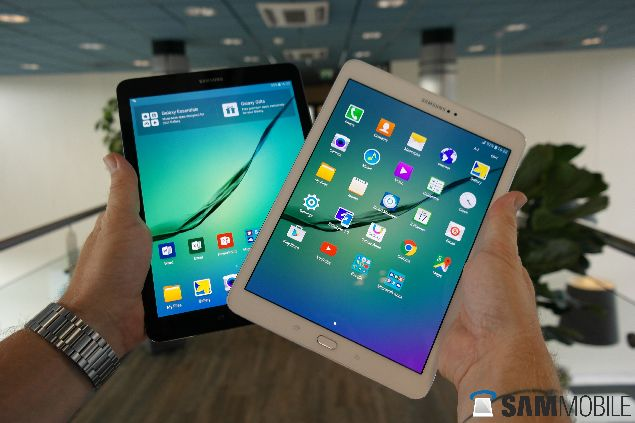 Ultra-Slim, Powerful and Premium Samsung Galaxy Tab S2 Tablets are Announced