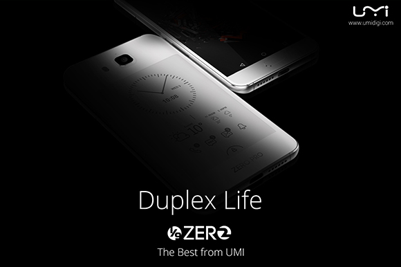 UMI Zero 2 is Soon-to-be-Announced New Dual-Screen Smartphone