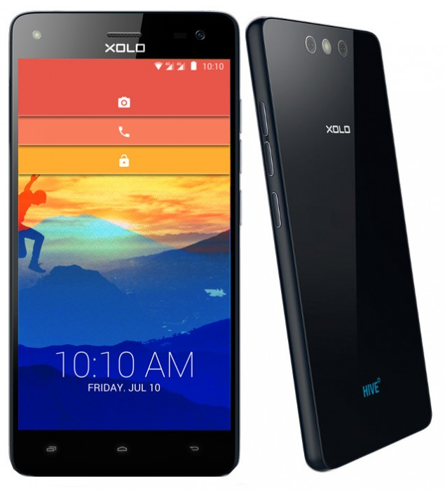Xolo Black with Dual Rear Camera Goes for Sells in India
