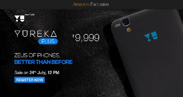 Yu Yureka Plus Powered by Cyanogen 12 OS is Now Official