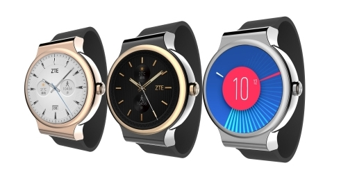 ZTE Axon Lux, Axon Mini and Axon Watch are revealed