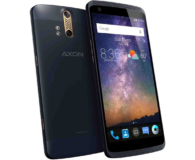 The Flagship ZTE Axon is Officially Announced