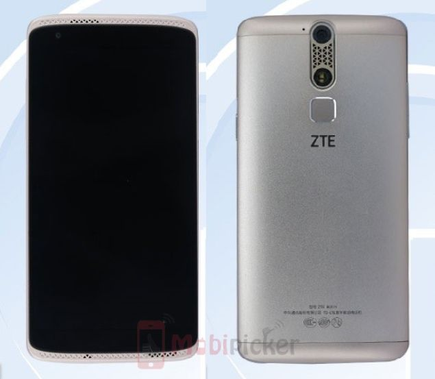 Alleged ZTE Axon Mini was Certified by TENAA