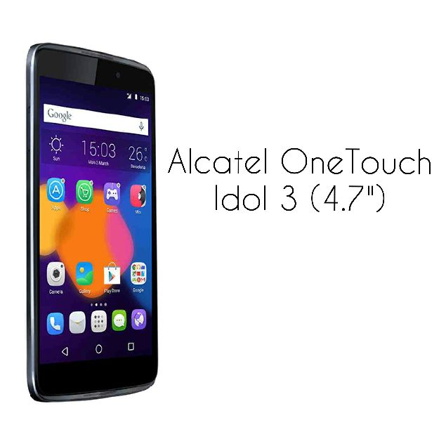 Alcatel Idol 3 (4.7) is Getting Released in North America on August 14