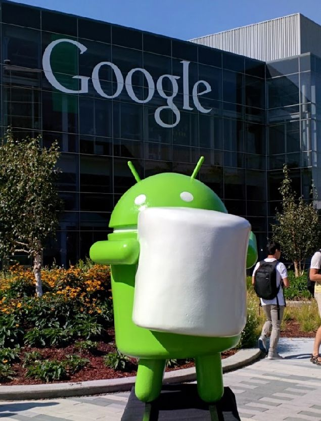 Android 6.0 Marshmallow is announced