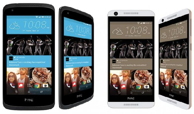 HTC Desire 526 and Desire 626 are landing on the shelves of Verizon