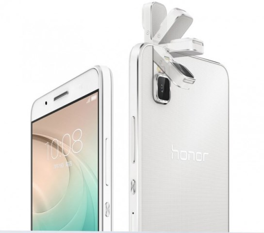 Huawei Honor 7i is Here, Sports a 13MP Rotating Camera