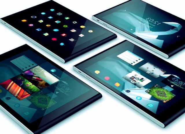 Jolla Tablet is Listed for Pre-Orders