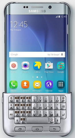 Keyboard Cover for the Unannounced Samsung Galaxy S6 edge Plus is Available for Purchase