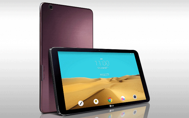 LG G Pad II 10.1 is the New Full-Sized Tablet of LG