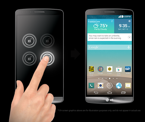 LG G3 flagship is unveiled