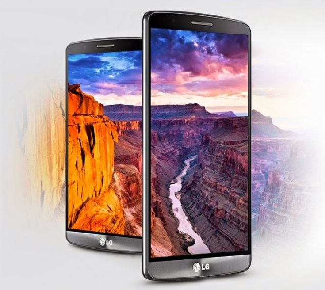LG G3 is getting launched internationally