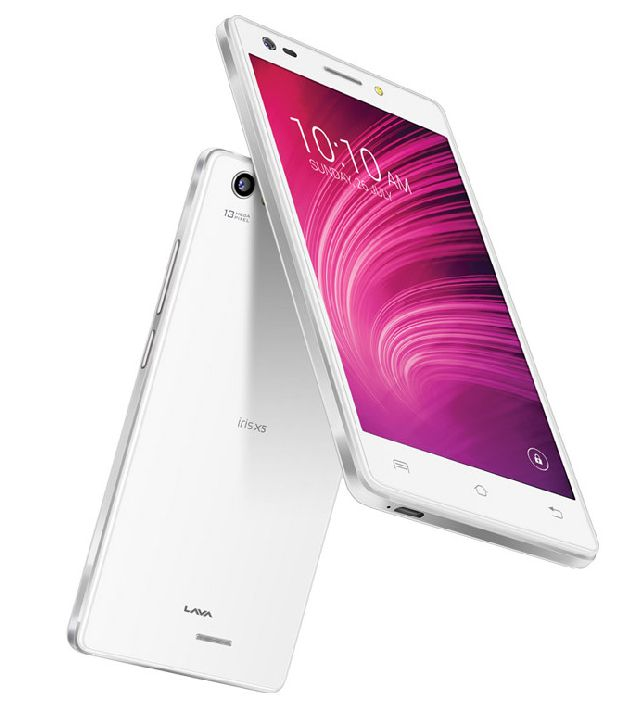 Lava Iris X5 4G Goes Official