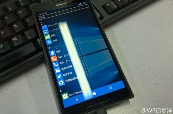 The Upcoming Microsoft Lumia 950 (XL) Smiles for the Camera