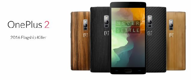 OnePlus Two is official