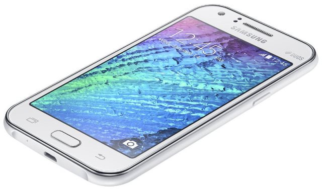 Samsung Galaxy J1 Ace is listed for sells in India