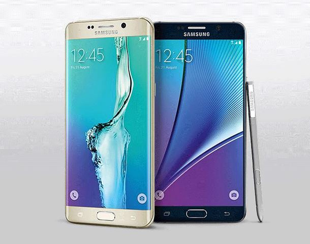 Galaxy Note5 and Galaxy S6 edge Plus are getting launched by mobile operators in the States