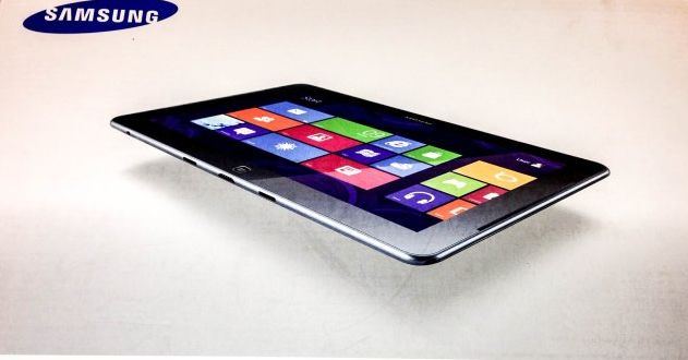 Windows-powered tablet of Samsung in works