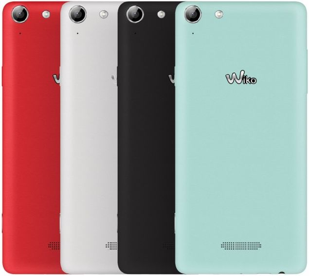 Wiko Selfy 4G is a budget smartphone with 8MP front-facing camera