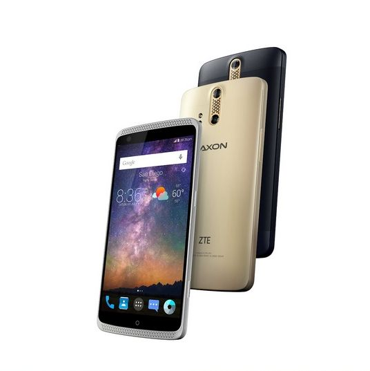 ZTE Axon Pro Lands on the Shelves of Retailers in the US