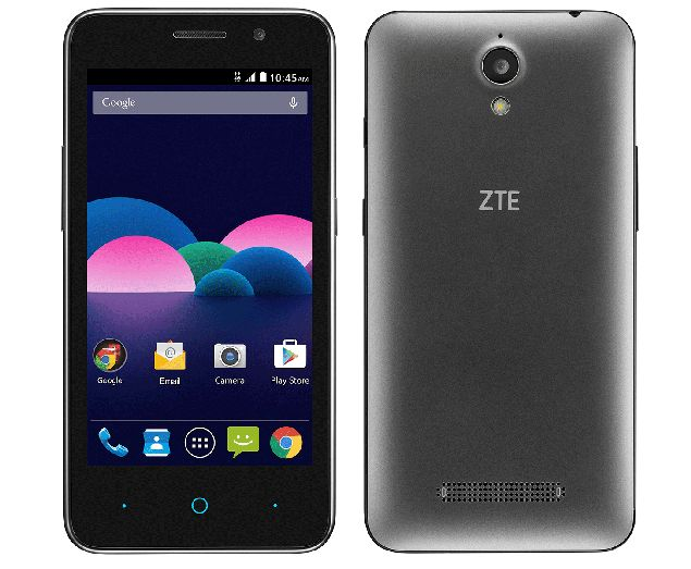 the battery zte obsidian software can