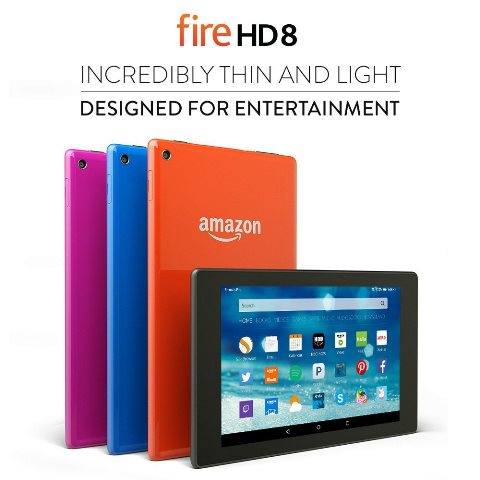 Amazon Announced Two Fire HD Tablets, Amazon Fire Slate for $50 and a New Kids Edition