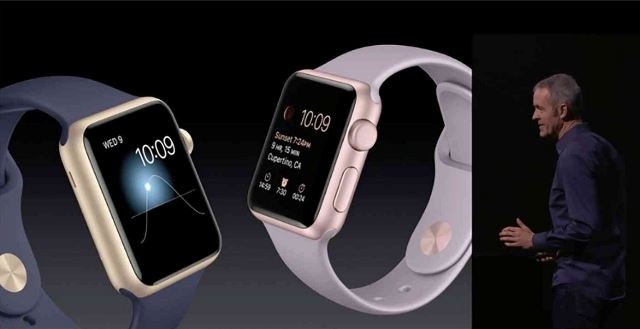 Apple Watch Sport with Two New Versions and More Details on watchOS 2