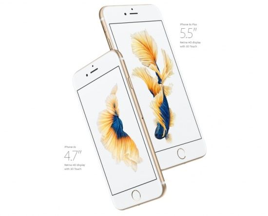 Apple iPhone 6S and iPhone 6S Plus are unveiled