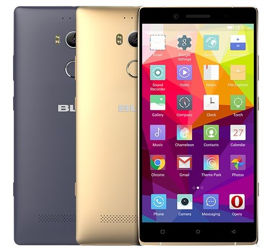 BLU Pure XL is a 6-inch Flagship with Helio X10 Chipset