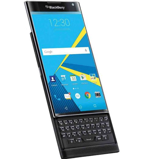 BlackBerry Venice aka BlackBerry Priv is coming soon