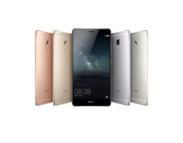 Huawei Mate S is unveiled