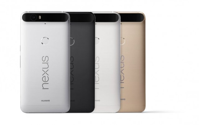 Huawei Nexus 6P is introduced