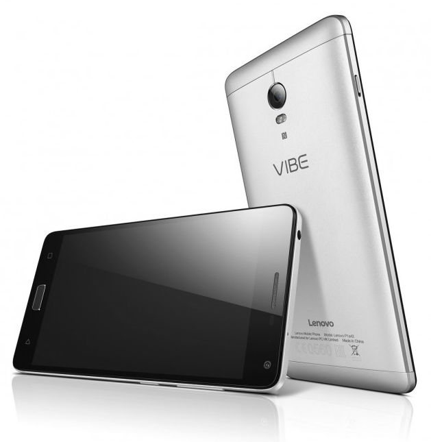 IFA 2015 News: Lenovo Introduced Lenovo Vibe P1 and Vibe P1m with Huge Batteries