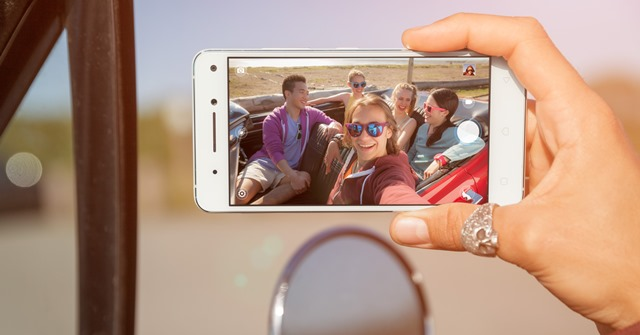 IFA 2015 News: The Selfie-Oriented Lenovo Vibe S1 Sports a Dual-Front Camera