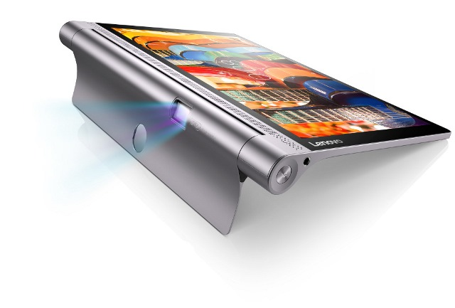 Lenovo Yoga Tab 3 are introduced at IFA