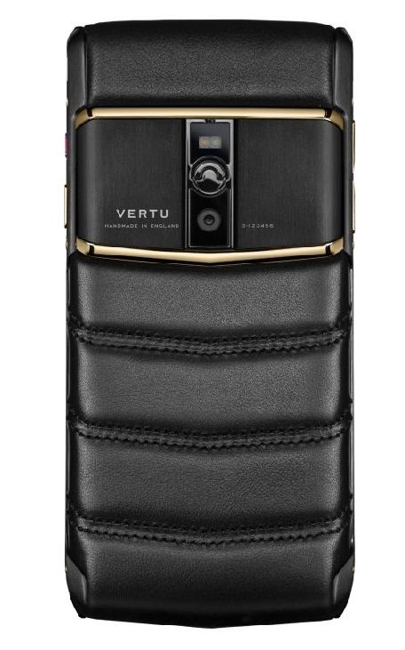 Vertu Signature Touch is presented officially