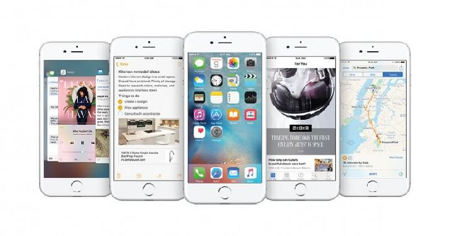 iOS 9 is getting launched