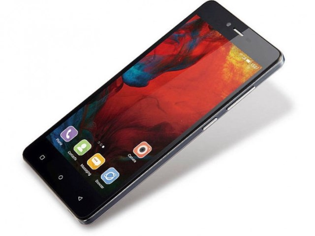 Gionee F103 is unveiled
