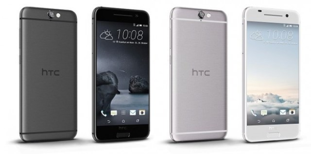 HTC One A9 is presented