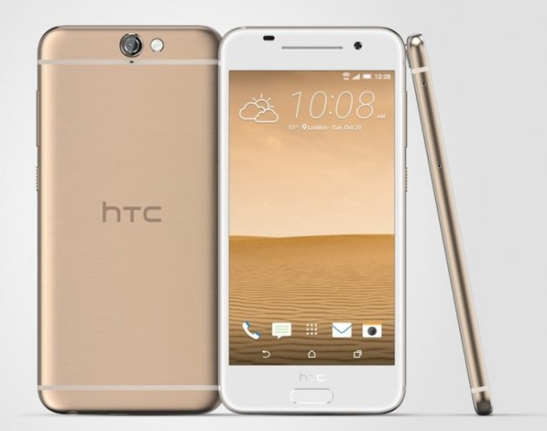 HTC One A9 is introduced