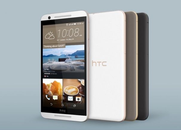 HTC One E9s is released in India