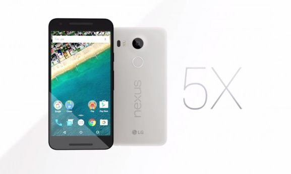 LG Nexus 5X Enters the Tech Arena