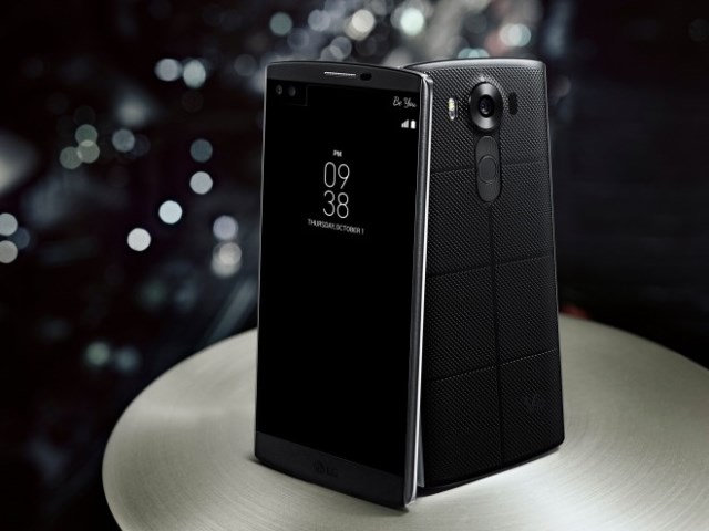 LG V10 is announced