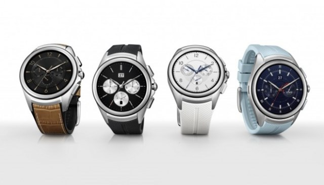 LG Watch Urbane 2nd Edition LTE is the New Android Wear-Powered Smartwatch
