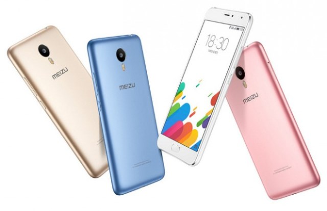 Meizu metal goes official