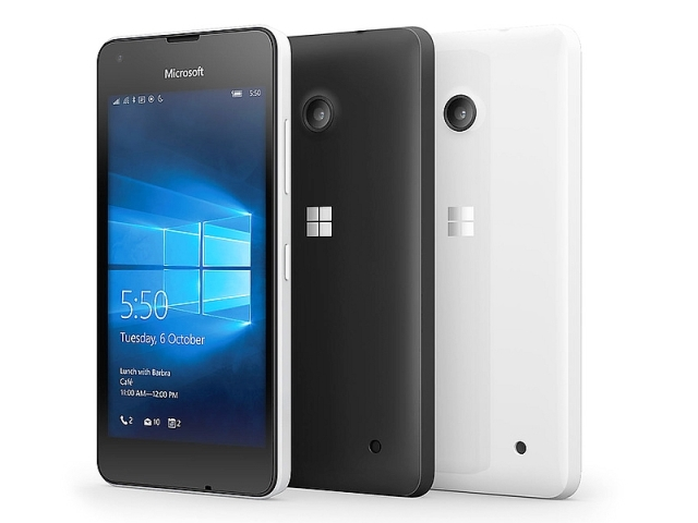 Microsoft Lumia 550 is revealed