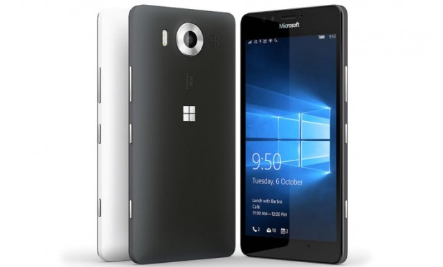 Microsoft Lumia 950 and Lumia 950XL are unveiled