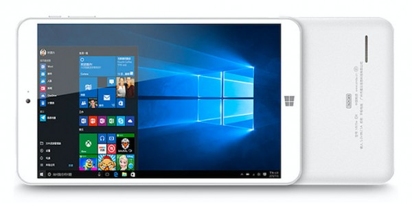 Windows 10-Running Onda V820W CH Tablet is Launched