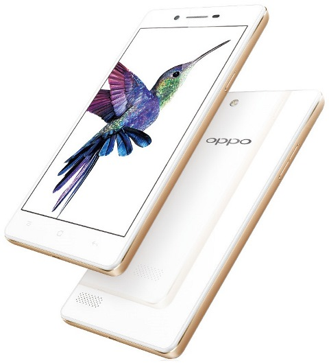 Oppo Neo 7 is unveiled